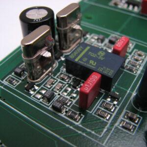 Grimm Audio CC1v2 pcb clock part