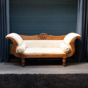 Our famous 'Magic' couch in the demo room.