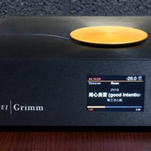 Grimm Audio MU1 Chinese display