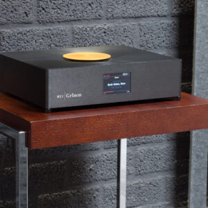 Grimm Audio MU1 on table