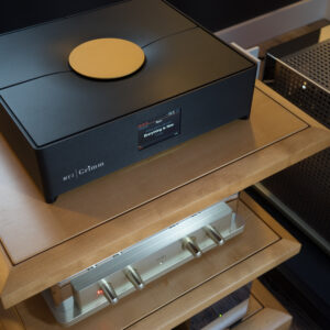 Grimm MU1 with Zanden amplifiers