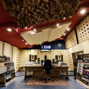 LS1 in Studio Spoor 14 of Wessel Oltheten