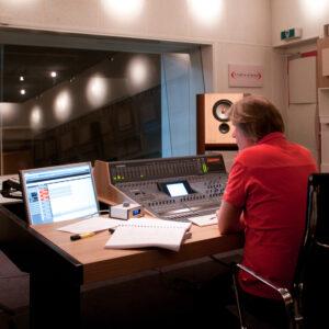 LS1 in Studio Eleven 1