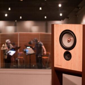 LS1 in Studio Eleven 3