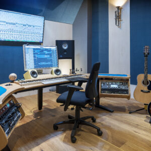 LS1 in Studio Ward Henselmans