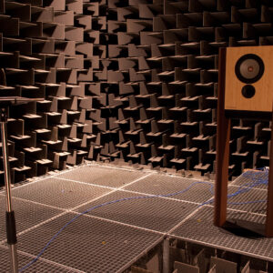 LS1 in anechoic room
