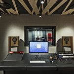 LS1 in music production studio HKU University of the Arts Utrecht 2