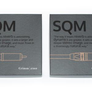 Grimm Audio SQM RCA and XLR box