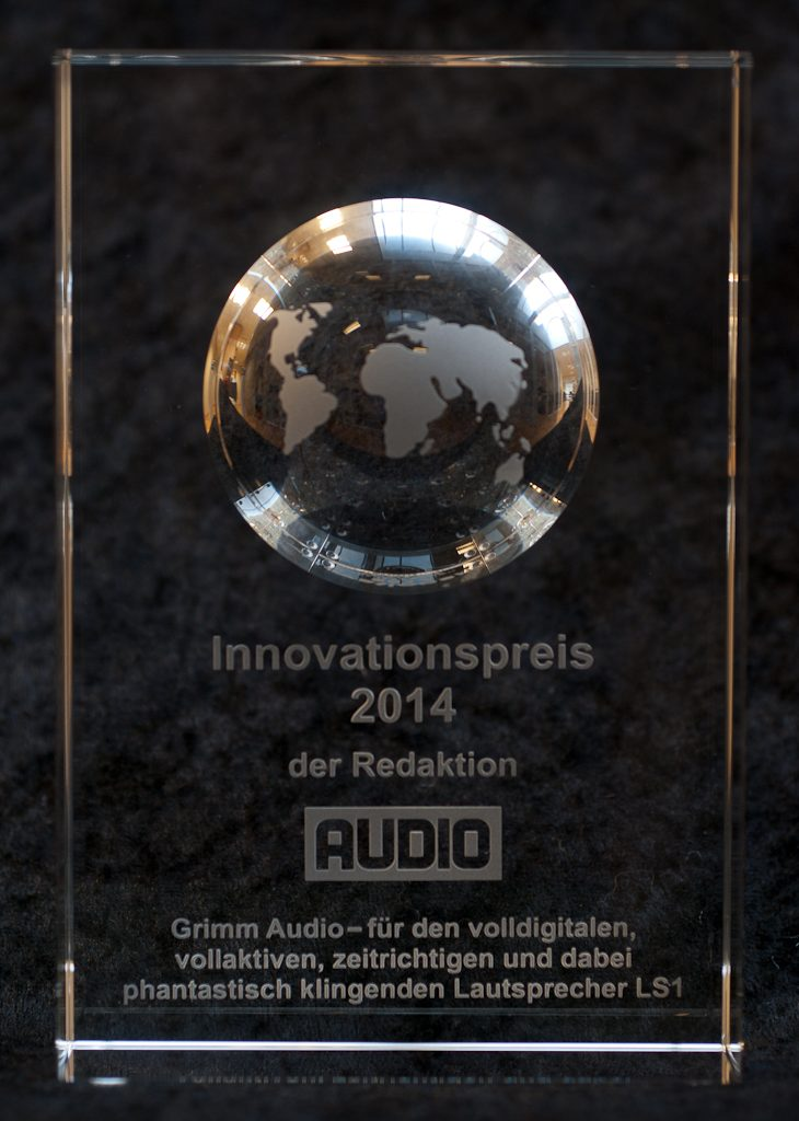 Innovationspreis AUDIO 2014