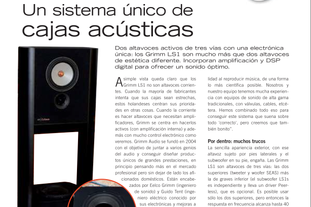 LS1 review Revista On-Off