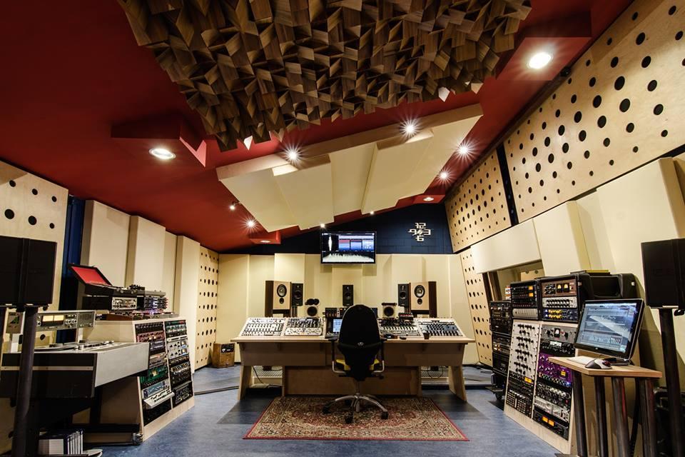 Studio Spoor 14 of Wessel Oltheten